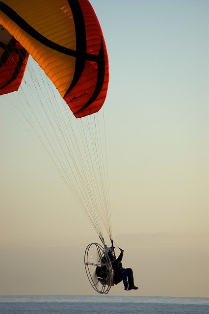 power paraglider